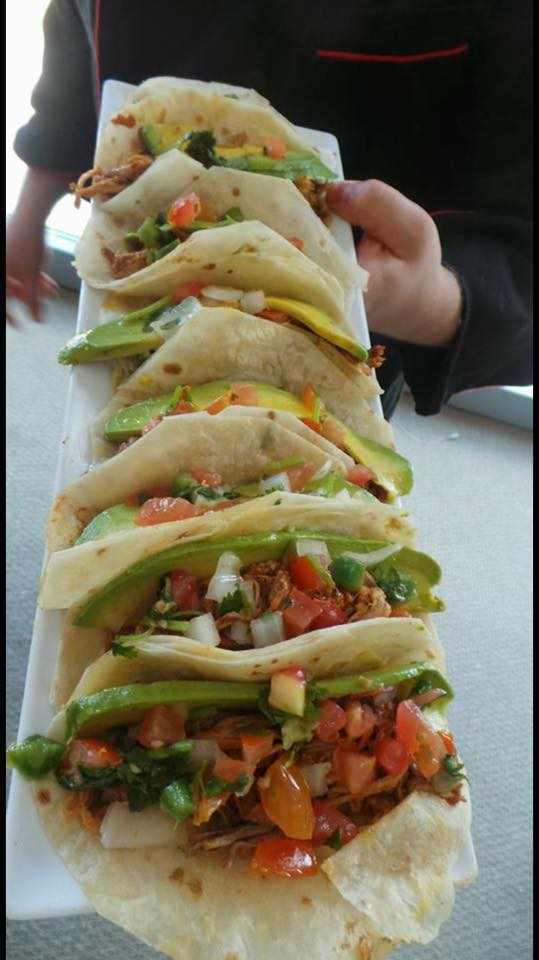 East Valley Taco Cart